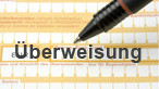 &Uuml;berweisung